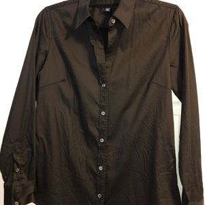 Banana Republic Fitted Button Down Size M